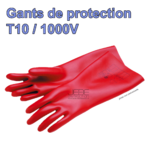 Gants de protection - T10 / 1000V - CIMCO - 140214