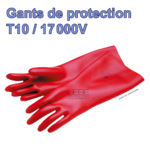 Gants de protection - T10 / 17000V - CIMCO - 140246