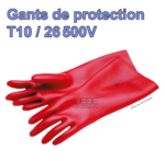 Gants de protection - T10 / 26500V - CIMCO - 140241