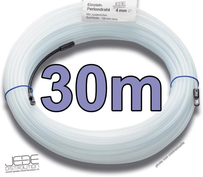Tire Fil 30 Mètres En Perlon ø4mm Jede Distribution