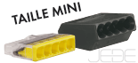 WAGO-serie-2273-ultra-compact-taille-mini-JEDE-distribution